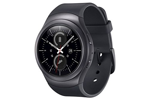 Samsung Gear S2 Sport - Grau (Dark Grey)