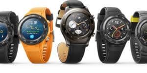 Watch 2 und Watch 2 Classic, Bild: Huawei