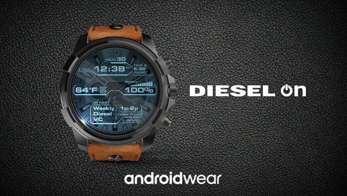 On, Bild: Diesel