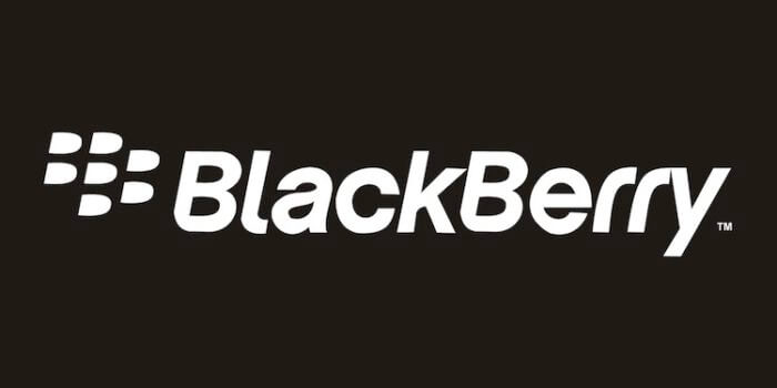 Logo, Bild: BlackBerry