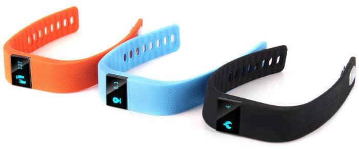 TW64 Fitness Tracker, Bild: Hersteller