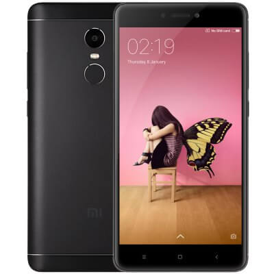 Redmi Note 4X, Bild: Xiaomi