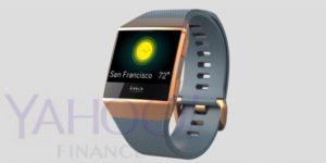 Fitbit Project Higgs, Bild: Yahoo Finance