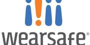 Logo, Bild: Wearsafe