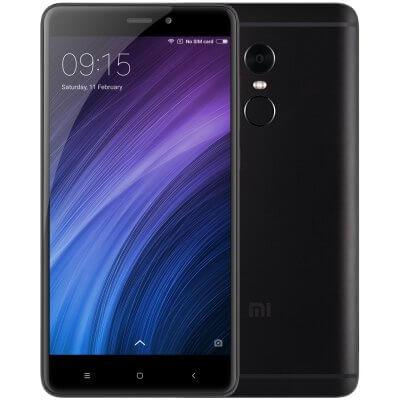 Xiaomi Redmi Note 4 schwarz