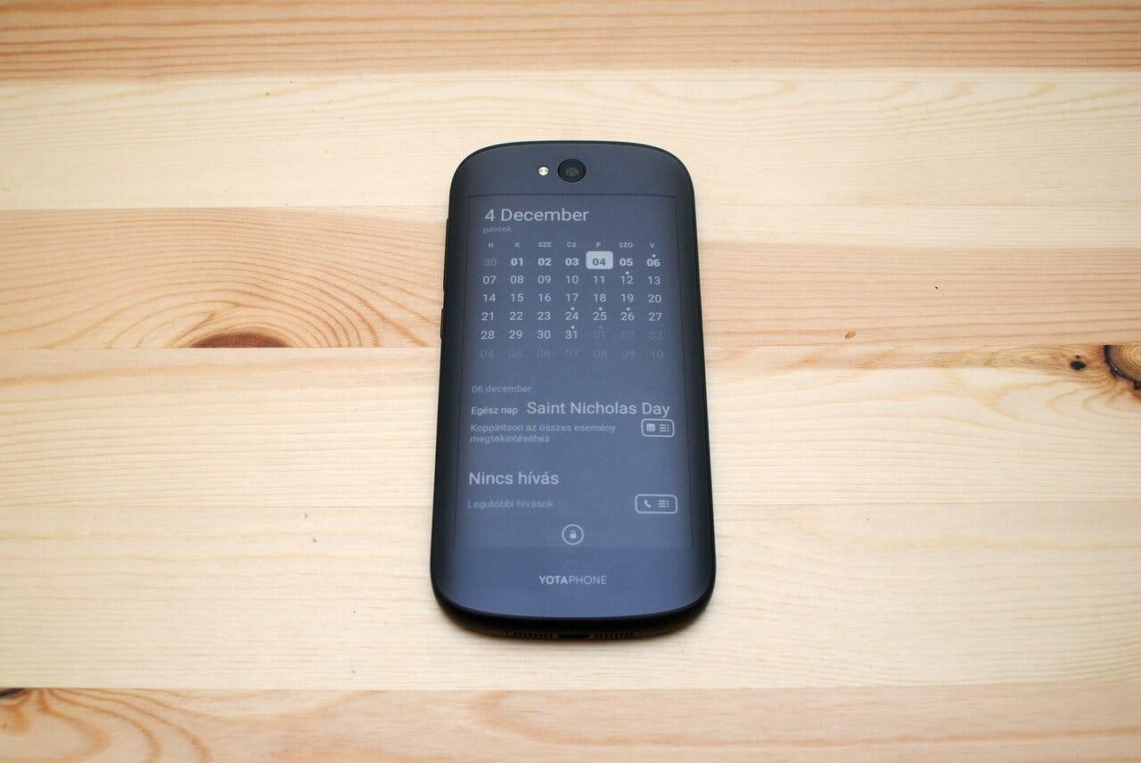 Sony FES Smartwatch mit E-Ink Display