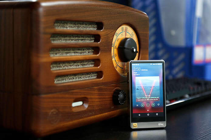 HiBy R6 Android Hi-Fi Player