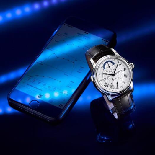Frederique Constant Hybrid Smartwatch