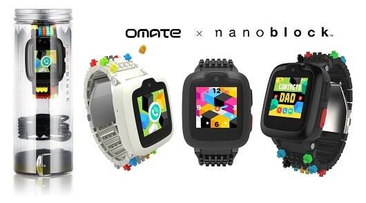 Omate x Nanoblock