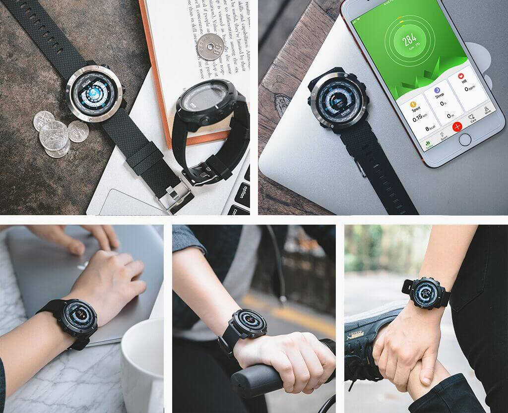 BozGo Fitnesstracker