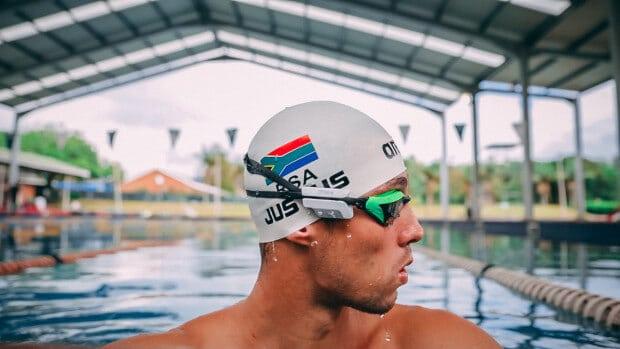 EDGE Schwimm-Tracker