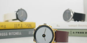 Flux Luxus-Hybrid-Smartwatch