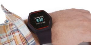 Hexiwear Smartwatch