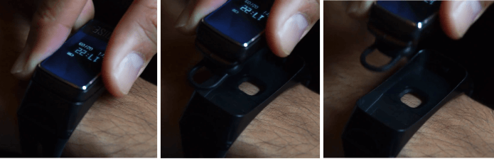POISE Detachable Smartwatch