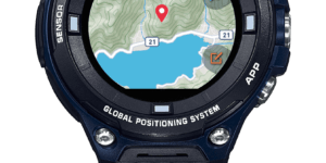 Casio Pro Trek WSD-F20A