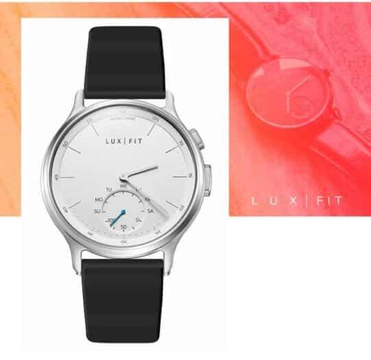 Lux Fit Smartwatch