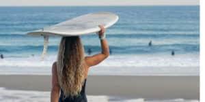Glassy Zone Surf-Fitnesstracker