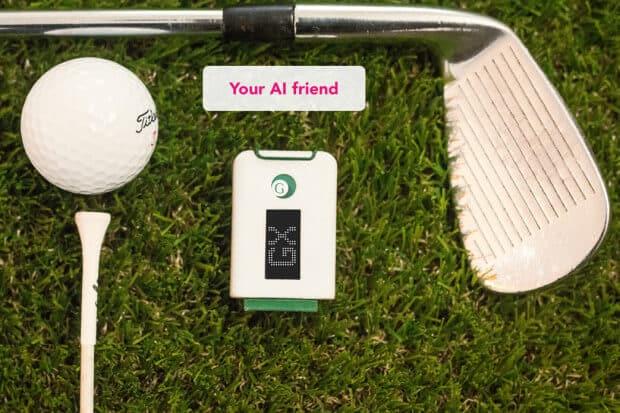 Golfication X Wearable