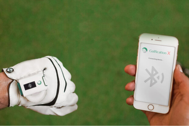 Golf Entfernungsmesser Apple Watch : Golfication x golfspieler wearable