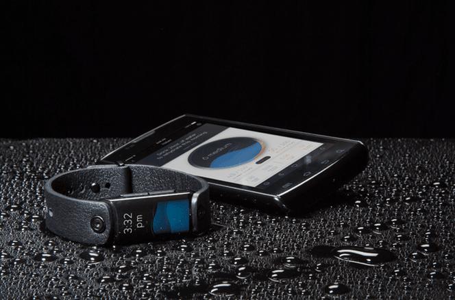 LVL Hydrationmonitor Smartband