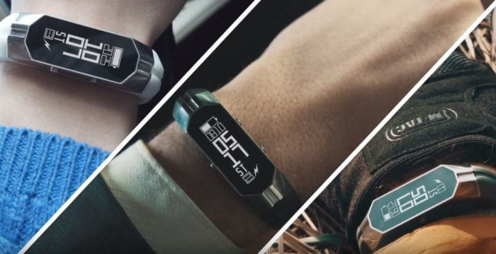 Nozzer Watch Antisleep-Smartwatch