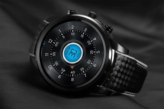 LEMFO LEM5 3G-Smartwatch