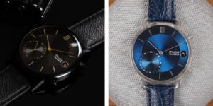 Muse Luxus Hybrid-Smartwatch