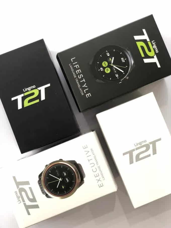 Time2Translate Smartwatch