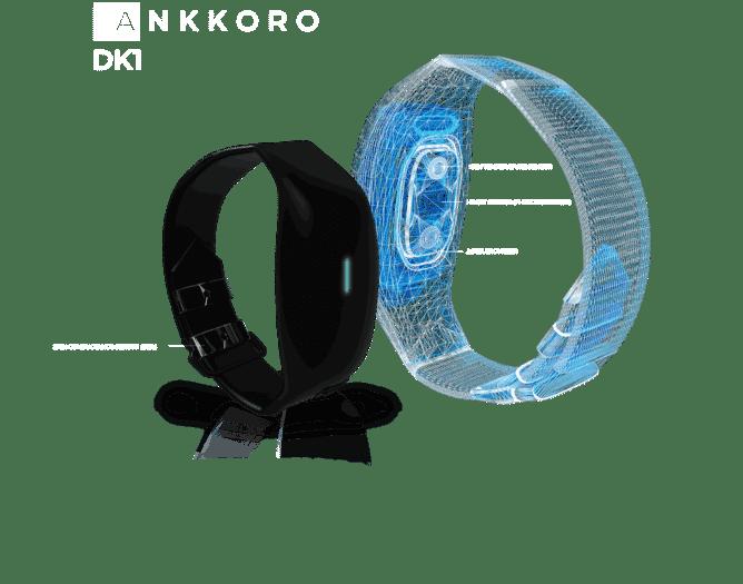 Ankkoro Gaming-Smartband