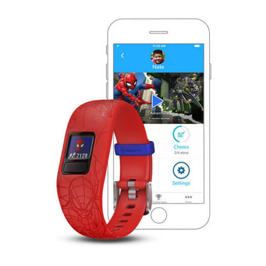 Garmin Vivofit 2 Jr. Marvel Spider-Man