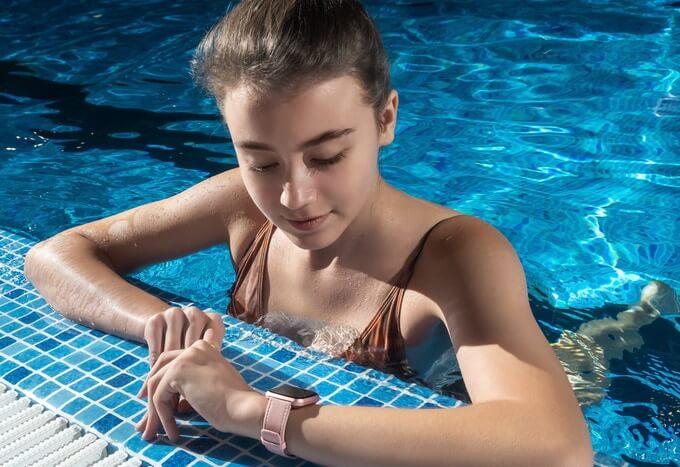 Vela Smartwatch Wasserdicht