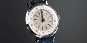 Gnomon Armbanduhr