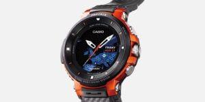 Casio WSD-F30 Pro Trek