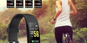 EFO SHM Fitnesstracker