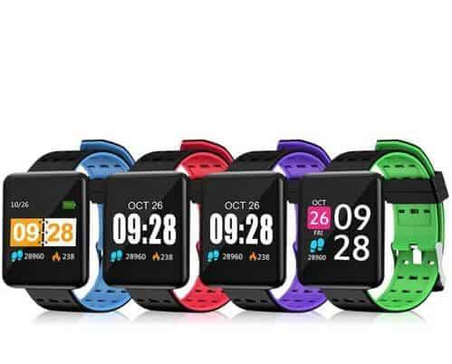 J20 Einsteiger-Smartwatch