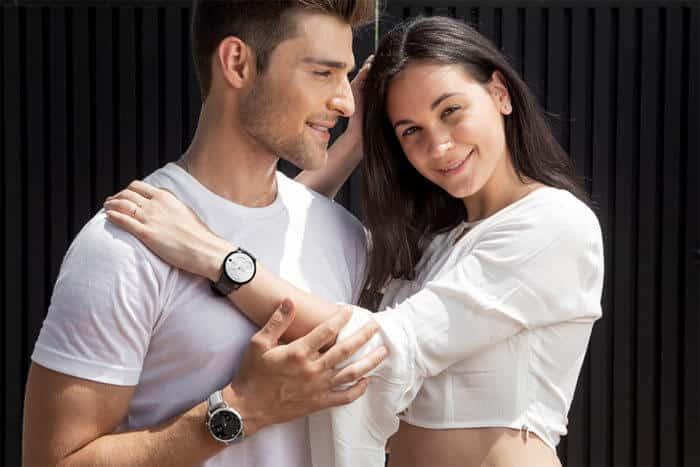 Muse Minimo Hybrid-Smartwatch