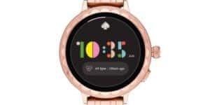 Kate Spade Scallop Smartwatch