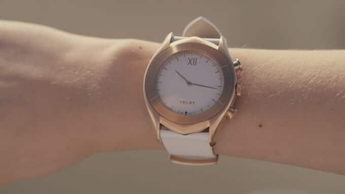 Veldt Luxture Hybrid-Smartwatch