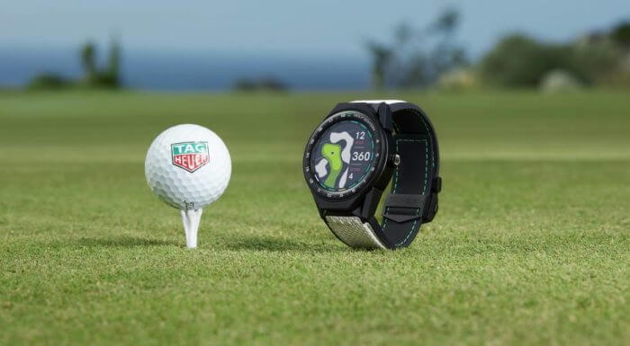 TAG Heuer Connected Modular 45 Golf-Edition