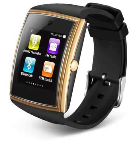 LG518 Einsteiger-Smartwatch