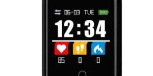 New Step Smartwatch