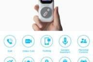 Novus Kinder-Smartphone