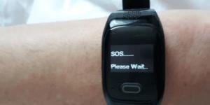 SOS Smarth Health Watch