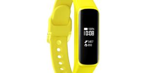 Samsung Galaxy Fit e Fitnesstracker