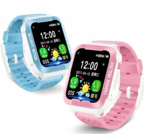 Espanson C3 Kinder-Smartwatch