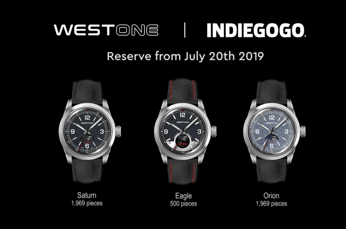 West One The Apollo Watch Collection