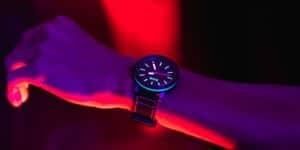 Apollo Carbonfiber Armbanduhr