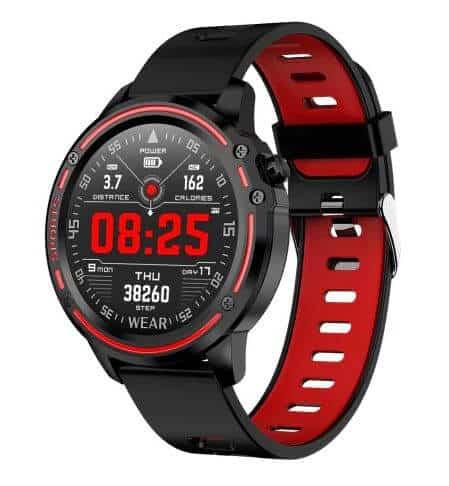 Leehur Herren-Smartwatch