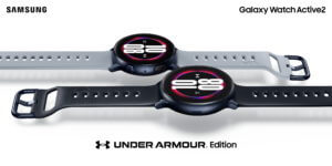 Samsung Galaxy Watch Active2 Under Amour Edition