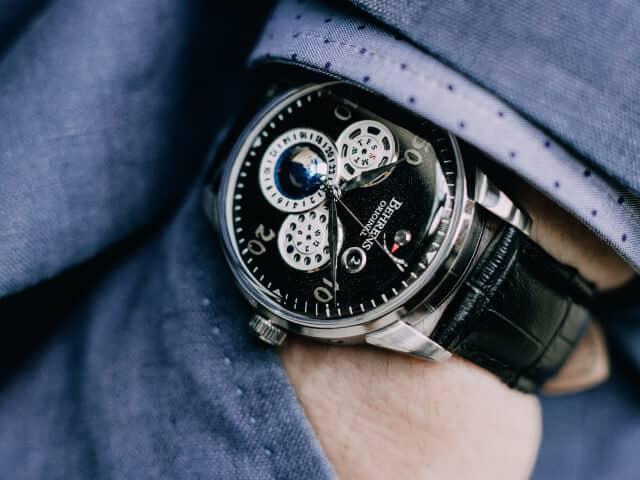 ALL-ROUND Luxus-Armbanduhr